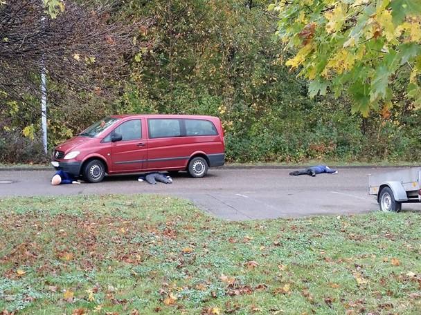 Unfall, Amok oder Terror: Lagebild