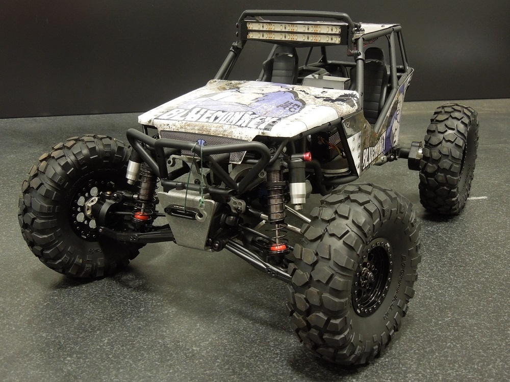 25 Independent Scale 1 Suspension Front