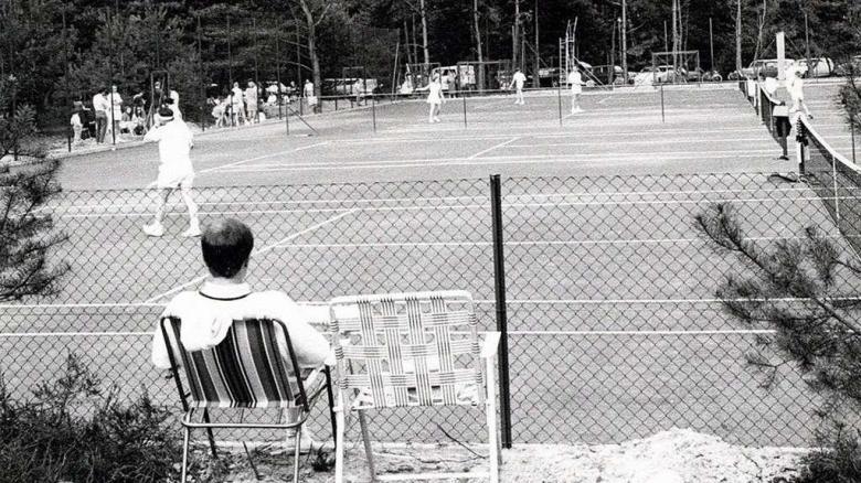 50 Jahre Spiel, Satz und Sieg am Waldrand