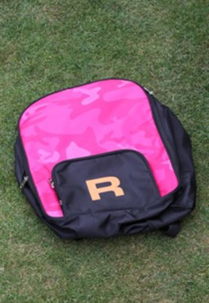 Rofy Hockey Backpack Pink
