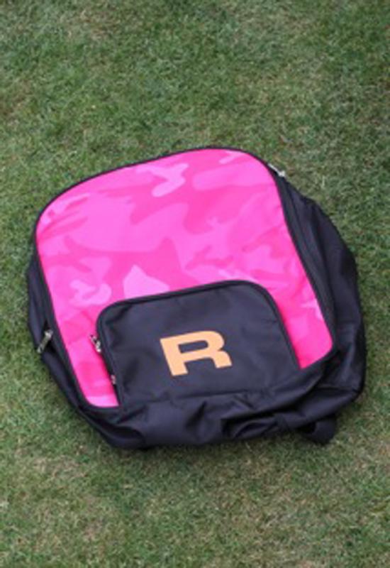 Rofy Hockey Backpack Pink