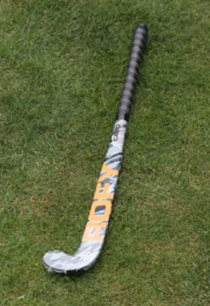 Rofy Hockey Stick Junior Camo Grey