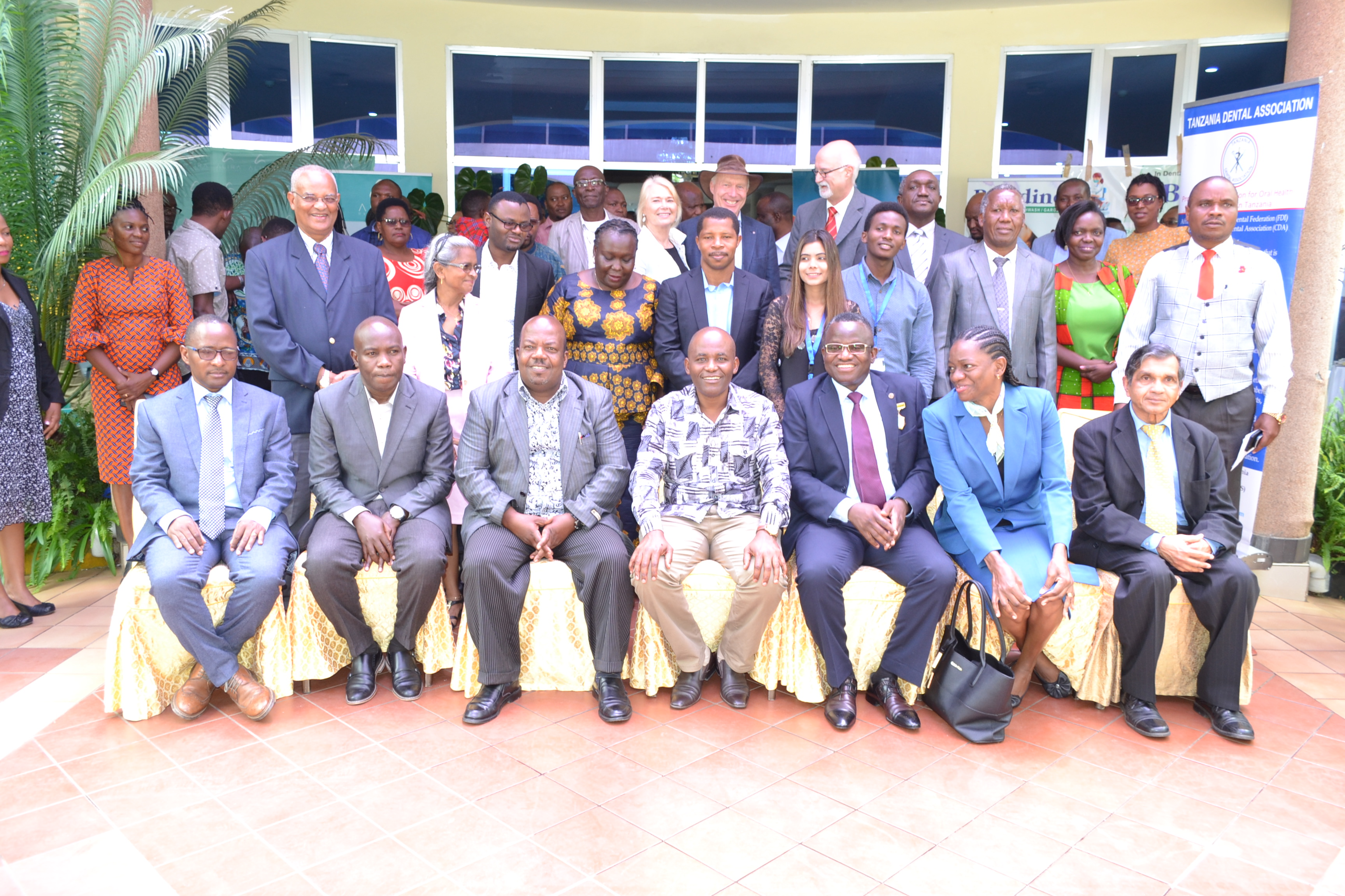 The 34th TDA Scientific Conference ,Continuing professional Development Workshop and Annual General Meeting Workshop  2019-Arusha.