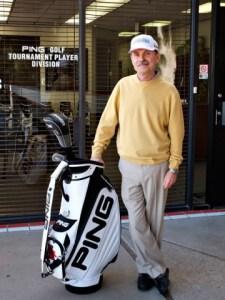 Ted Webster (Retired)