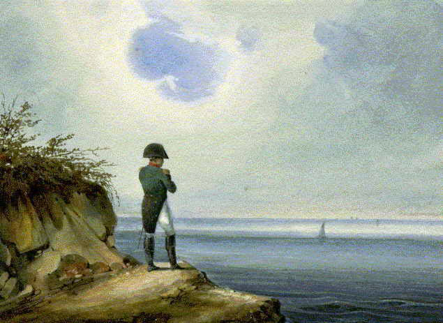 """Napoleon at St Helena"" – Exhibition in Paris"