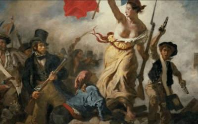 """Vidéo – La Comédie des Arts n°6 – """"La liberté guidant le peuple"""", de Delacroix"""