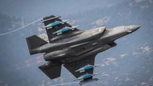 Hollanda'ya ait F-35