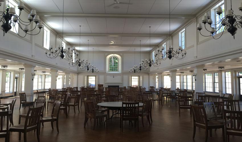 Millbrook School Dining Hall The Di Salvo Engineering Group