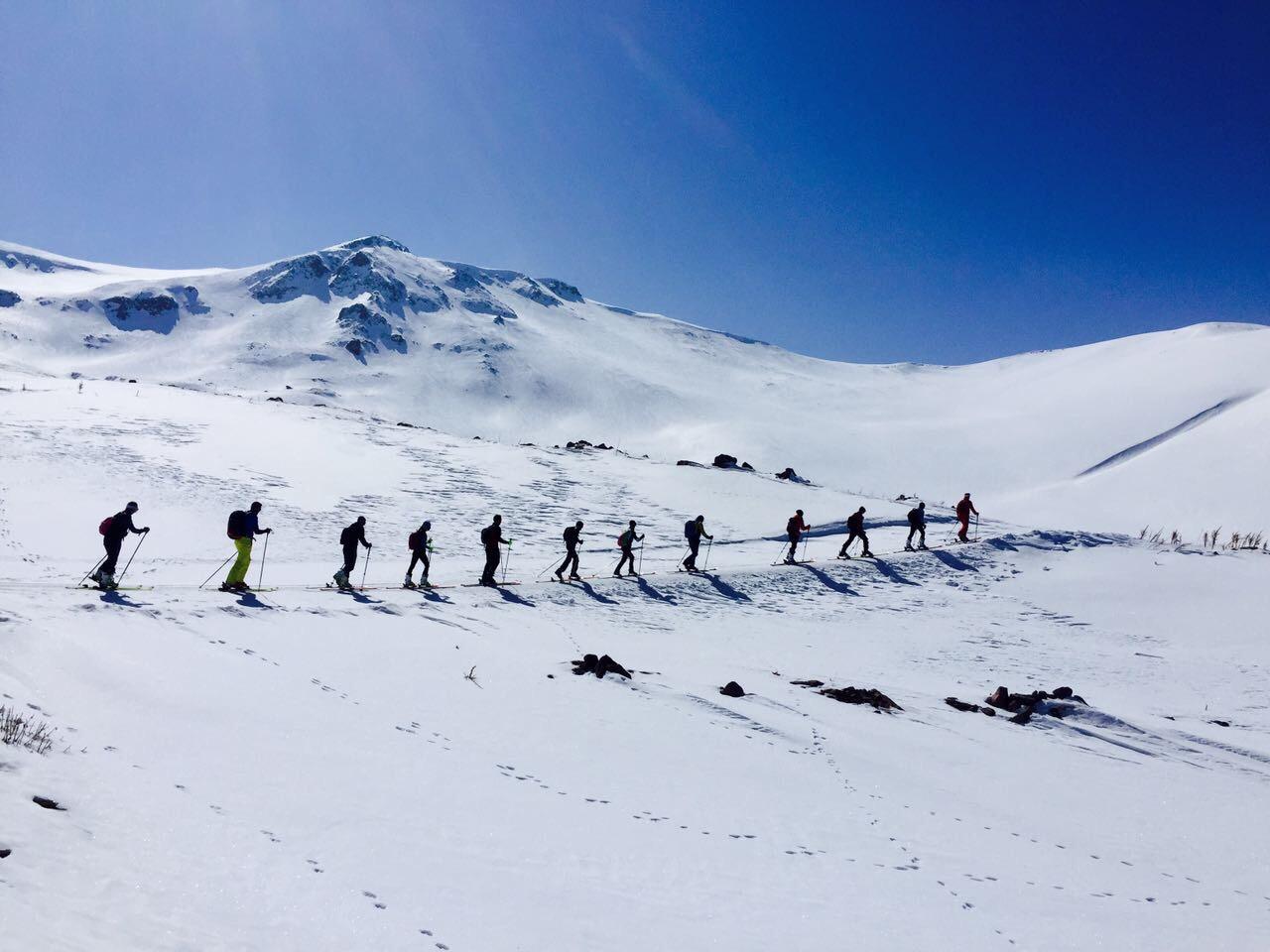 Dağ Kayağı İleri Seviye Eğitim Kursu - Erzurum Katılımcı Listesi
