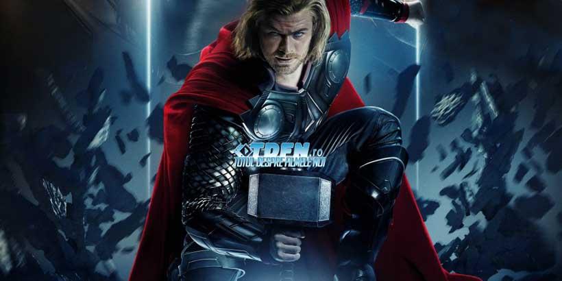 Noul Trailer THOR dezvaluie povestea de origine a zeului din Asgard.