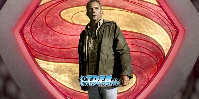 Kevin Costner In Noul Film Superman