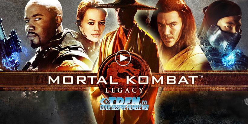 Mortal Kombat Legacy Episodul 8 - Scorpion Si Sub Zero (Part 2)