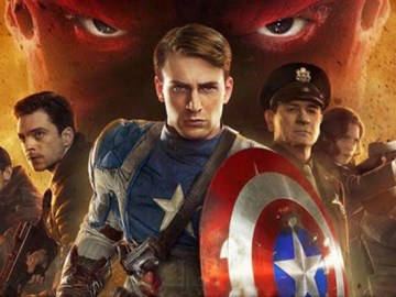 Trailer Nou Plin De Actiune - Captain America : The First Avenger