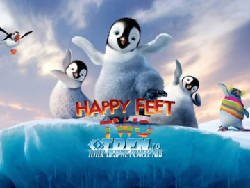 Trailer Si Poster Nou Pentru Happy Feet Two