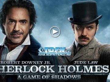 Urmareste Primul Trailer Pentru Sherlock Holmes 2 A Game Of Shadows