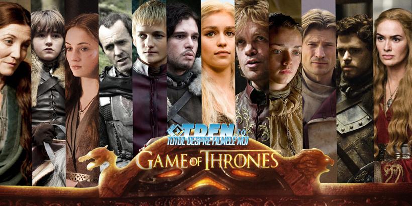 Game Of Thrones Sezonul 2: Personajele Şi Scopul Lor În Poze Noi