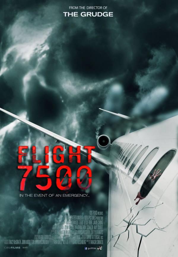 Flight 7500 Poster