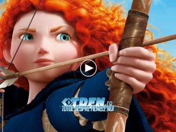 Trailerul Nou Pentru Animaţia BRAVE Spune Povestea Prinţesei Merida