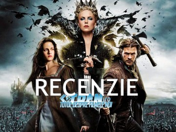 Recenzie Snow White And The Huntsman