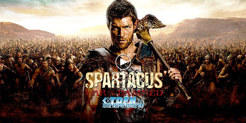 Clip Şi Poster Nou SPARTACUS: WAR OF THE DAMNED - Urmează Un Spin-Off Despre IULIUS CAESAR