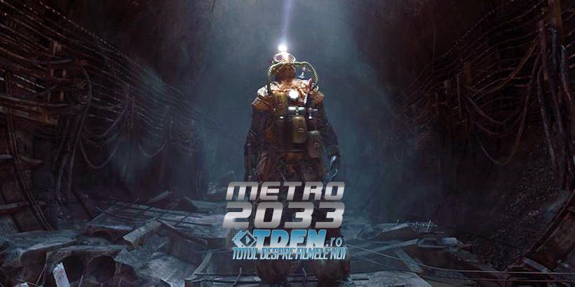 MGM Achiziţionează Drepturile De Ecranizare A Romanului Sci-Fi Rusesc: METRO 2033