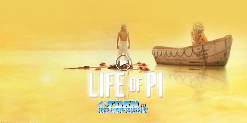LIFE OF PI Are Un Trailer Nou Internaţional Ce Arată Magnific Şi Are O Poveste Captivantă
