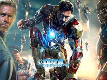 IRON MAN 3: Primul Trailer Complet Şi Primul Poster Oficial