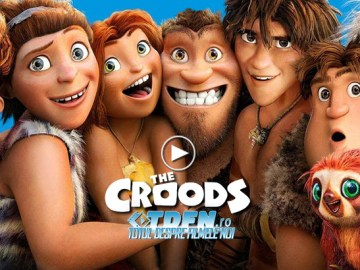 Animaţia Celor De La Dreamwoks Intitulată THE CROODS Are Parte De Un Nou Trailer Amuzant