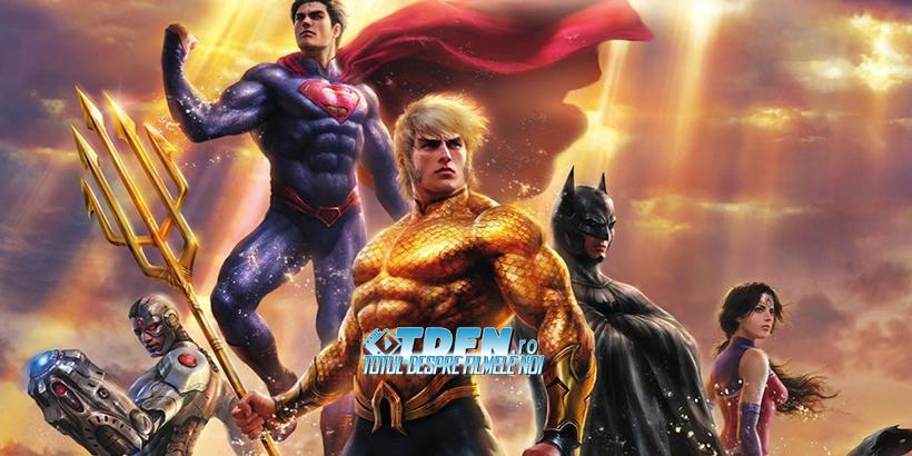 Află Descrierea Şi Numele Super Eroilor Ce Vor Apărea În Producţia JUSTICE LEAGUE
