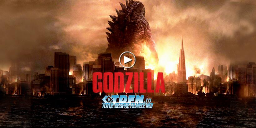 Trailer Nou Pentru GODZILLA: O Forţă A Naturii Dezlănţuită Ce Trebuie Oprită