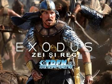 Clip Nou Din EXODUS: GODS AND KINGS - Ridley Scott Promite Un Film Cu Adevărat Epic!