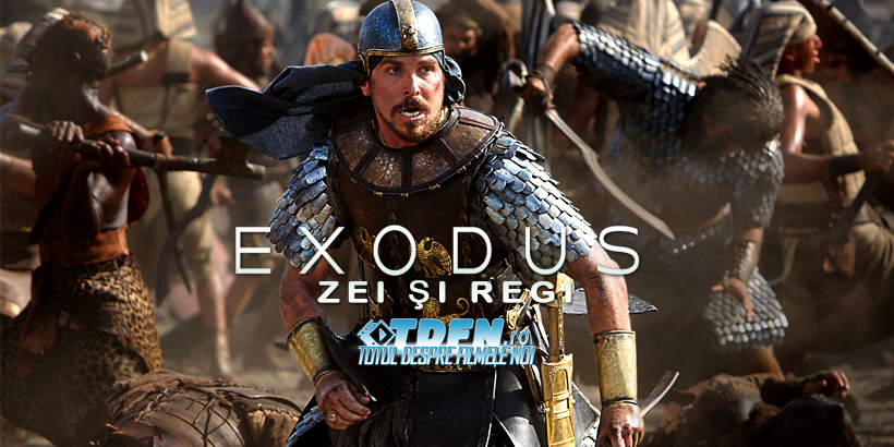 Clip Nou Din EXODUS: GODS AND KINGS - Ridley Scott Promite Un Film Cu Adevărat Epic!