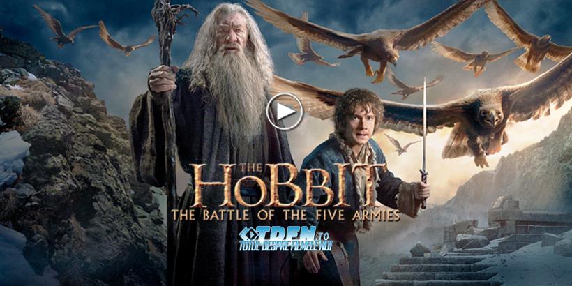 Pregăteşte-te De Război Cu Noul Trailer Epic Pentru HOBBITUL: BĂTĂLIA CELOR CINCI ARMATE