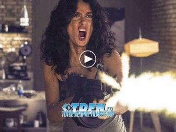 SALMA HAYEK Este Sexy Şi Rea În Noul Trailer Pentru Filmul De Acţiune EVERLY