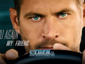 Melodia Lui Wiz Khalifa SEE YOU AGAIN A Devenit Imnul Lui PAUL WALKER În FURIOUS 7