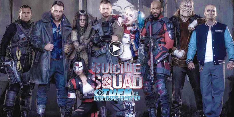 BATMAN Se Confruntă Cu JOKER În Imaginile Video De Pe Platourile De Filmare SUICIDE SQUAD