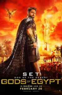 Gods Of Egypt: Set