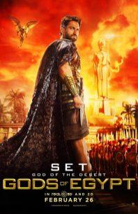 Gods Of Egypt: Set