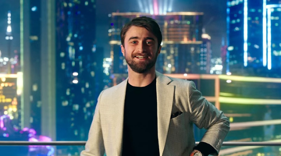 Daniel Radcliffe în Now You See Me 2
