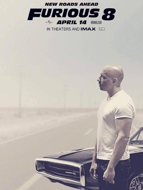 Teaser Poster Furious 8