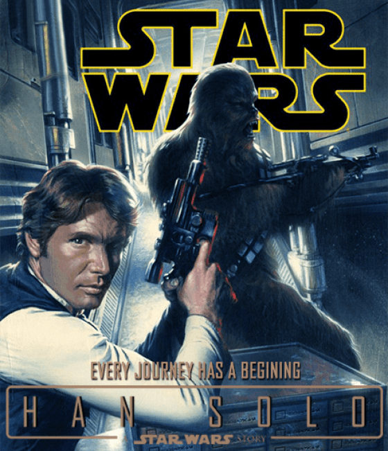 A Star Wars Story: Han Solo