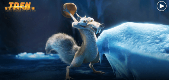 Trailer Nou ICE AGE 5: COLLISION COURSE