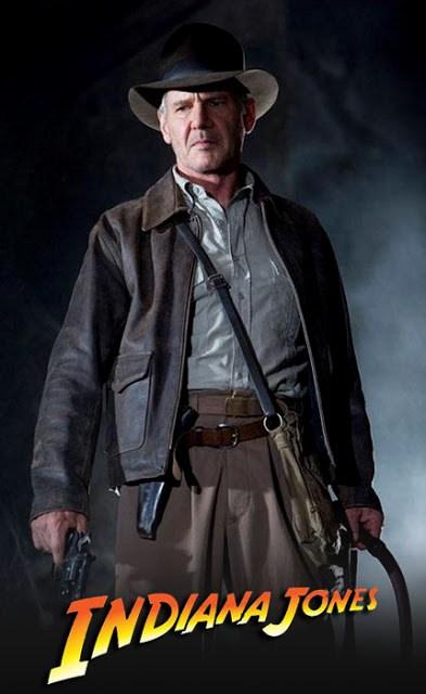 Harrison Ford în Regatul Craniului De Cristal