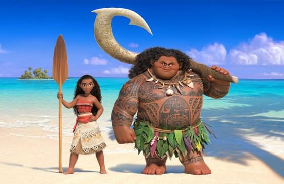 Primul trailer pentru MOANA: aventura animată a celor de la Disney