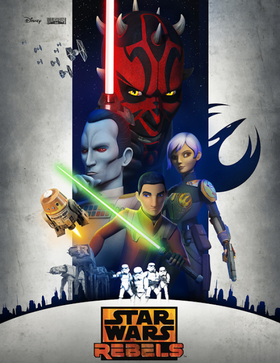 Poster Star Wars Rebels Sezonul 3