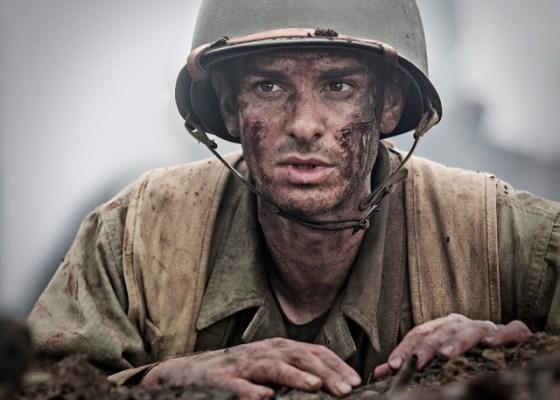 Hacksaw Ridge îl are în rolul principal pe actorul Andrew Garfield