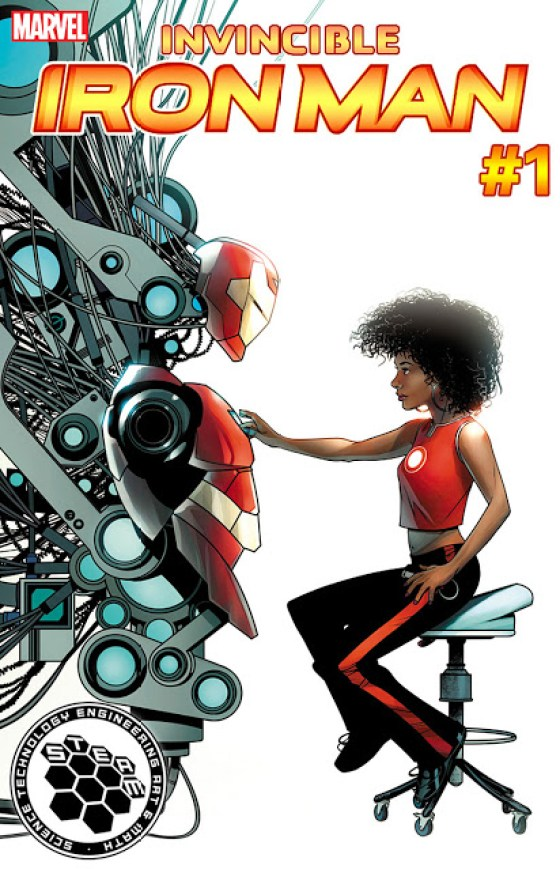 Riri Williams este Iron Heart