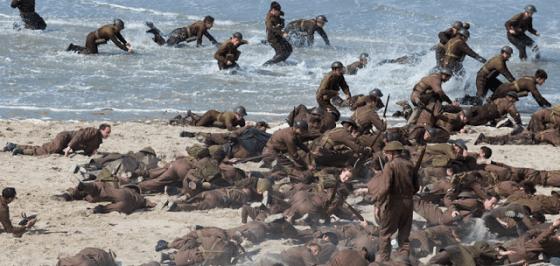 La Filmările thrillerului extrem de anticipat Dunkirk