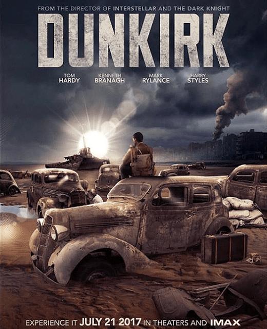 Primul trailer pentru DUNKIRK, thrillerul de acţiune despre o poveste din al doilea război mondial al regizorului Christopher Nolan