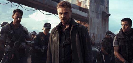 Boyd Holbrook joacă rolul personajului negativ în Logan